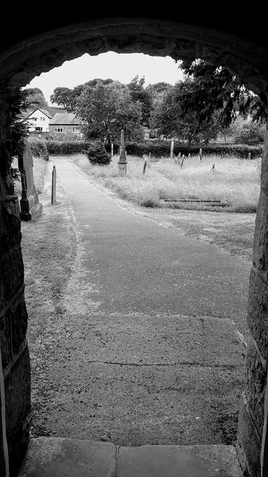 Ratlinghope porch